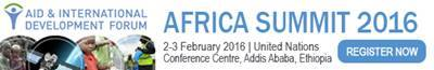 Aid & International Development Forum (AIDF) - Africa Summit 2016