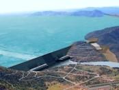 Image - Grand Ethiopian Renaissance dam reservoir