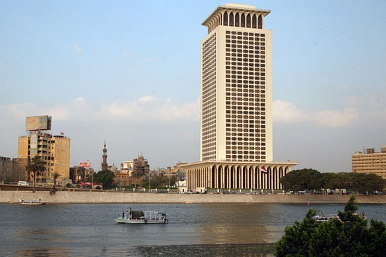 Photo - Egypt Foreign Ministry building