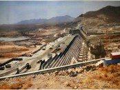 Photo - Grand Ethiopian Renaissance Dam, April 2016