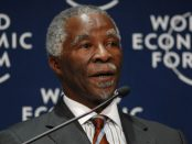 Photo - Thabo Mbeki