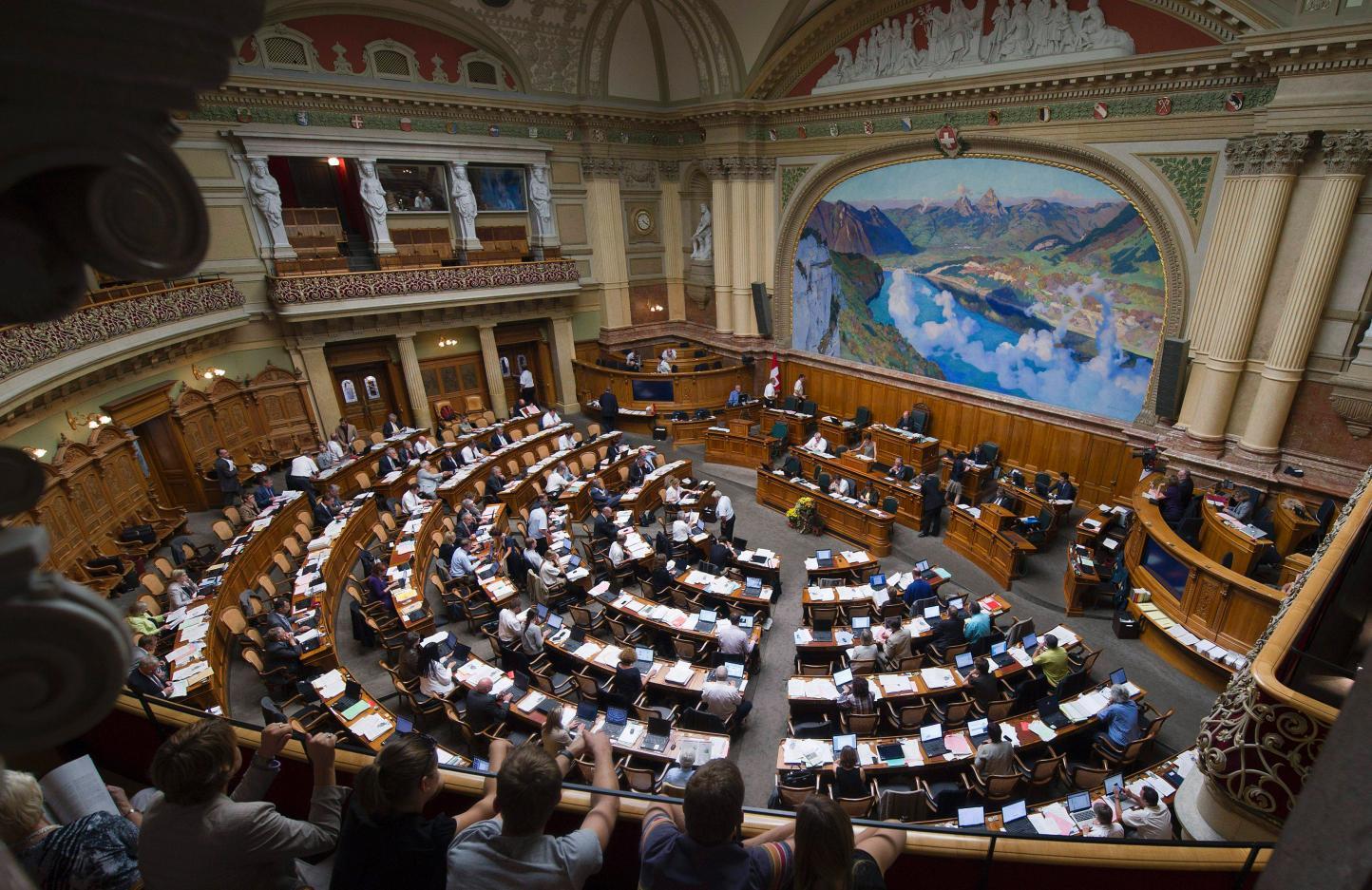 Photo - Switzerland parliament