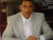 Photo - Zelalem Jemaneh, senior Oromia and OPDO official