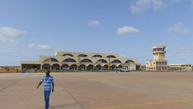 Photo - Kebri Dahar International Airport [Credit: Ahmed Deeq Hussein]