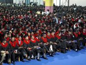 Photo - A graduation ceremony at a university, Ethiopia, July 2016