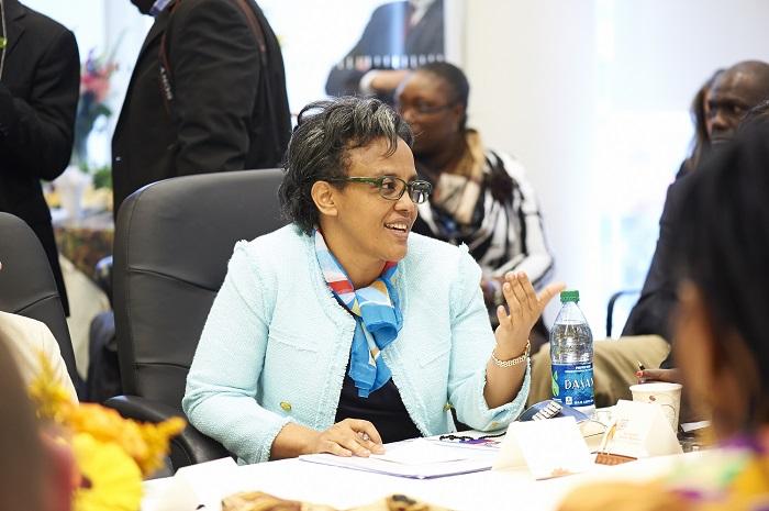 Photo - Roman Tesfaye, First Lady of Ethiopia