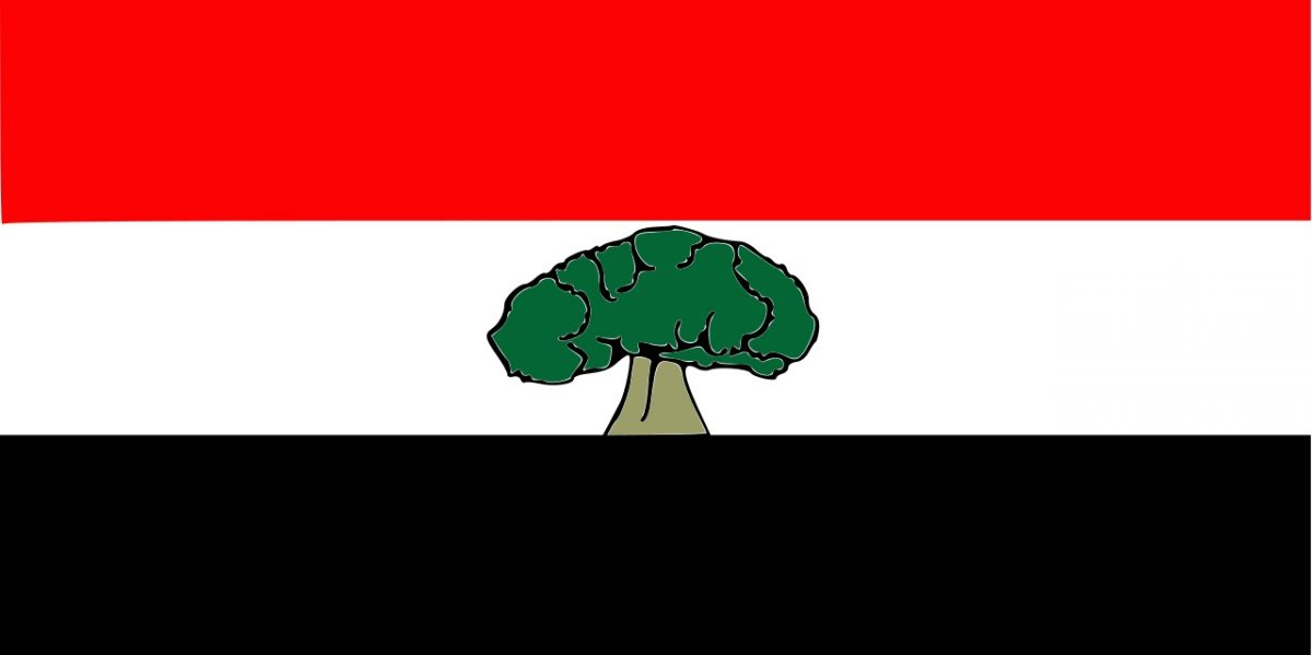 Flag - Oromia region flag