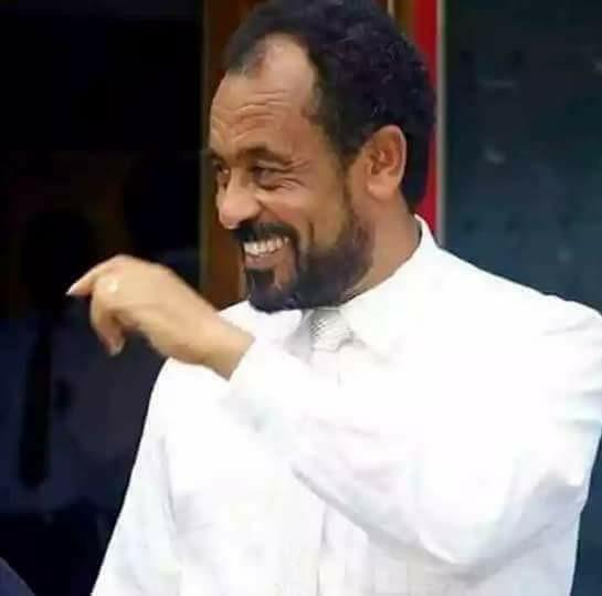 Photo - Bekele Gerba, Oromo Federalist Congress