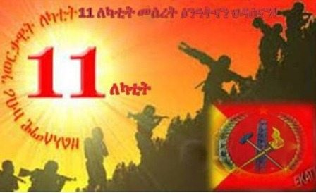 Image - TPLF 40th anniversary Official banner
