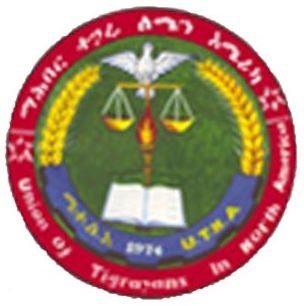 Logo - Union of Tigrayans in North America (UTNA)