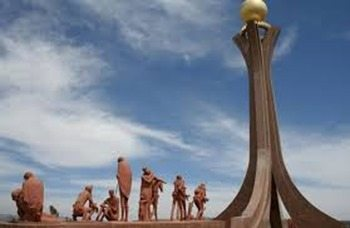 Photo - Hawelti, Mekele - Tigrayan martyrs memorial statute