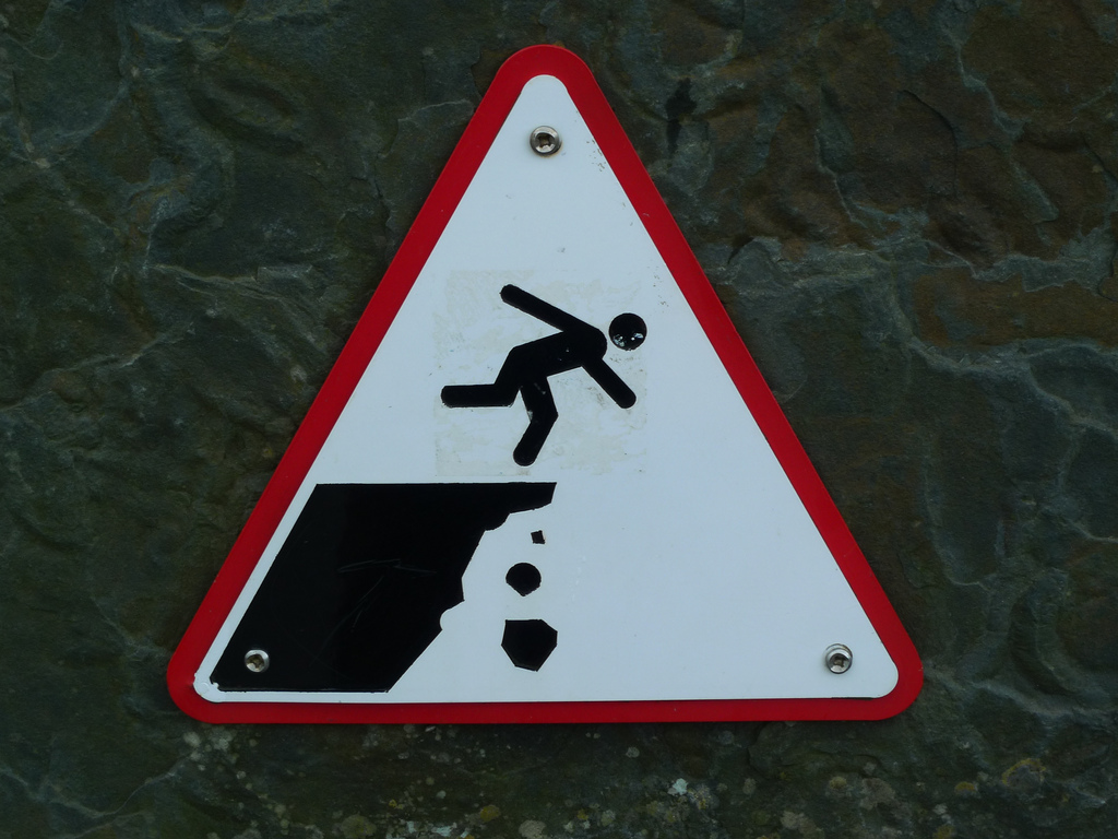 Image - Be careful, stick figure!