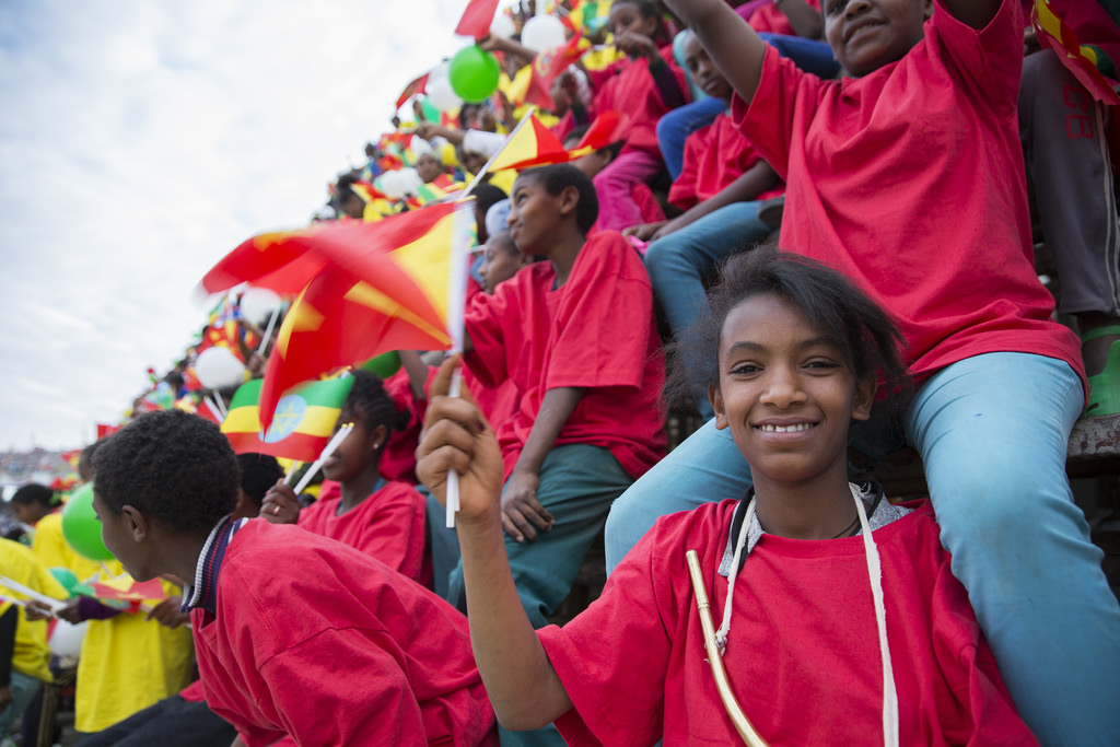 Photo - 40th Anniversary of the Tigrayan People's Liberation Front (TPLF)- Mekelle (Ethiopia), February 2015