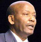 Photo - Negasso Gidada, former president of Ethiopia