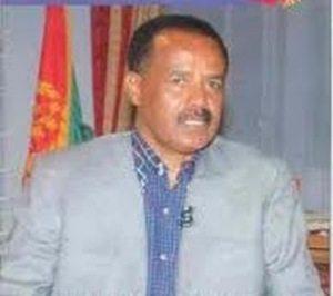 Eritrean President Isaias Afeworki
