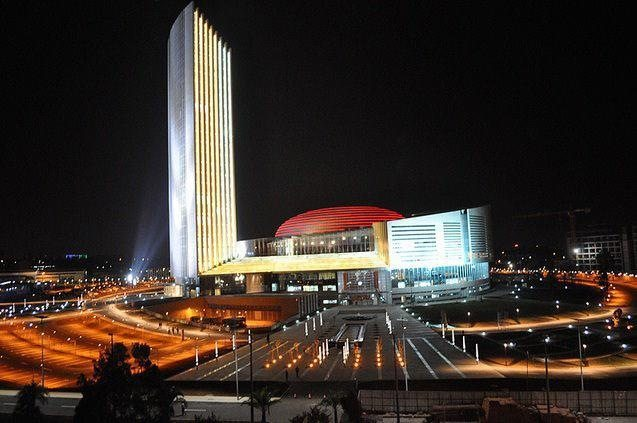Headquarters of the African Union - Addis Ababa
