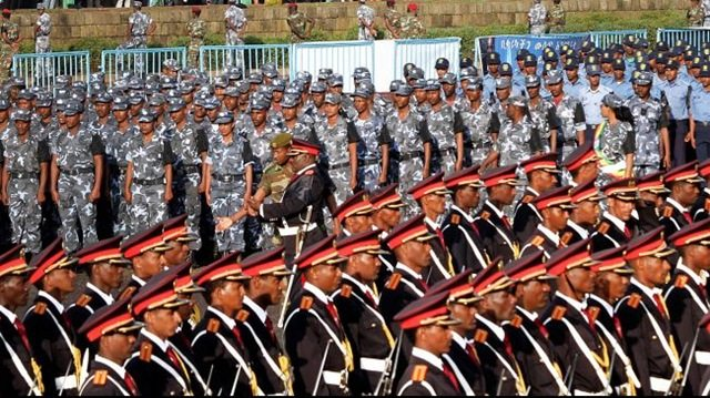 Ethiopian National Defence Forces Endf Archives Horn