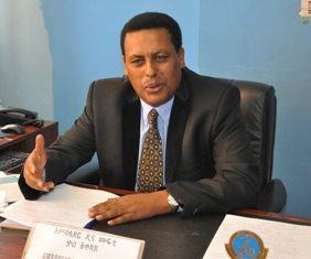 Ambassador Dina Mufti - Spokesperson of Ethiopian Ministry of Foreign Affairs