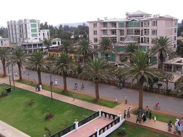 Photo - Bahir Dar City - Amhara region - Ethiopia
