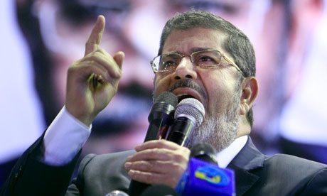 Egypt's President Mohammed Morsi