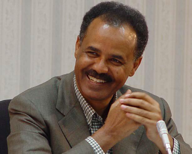 President Isaias Afwerki