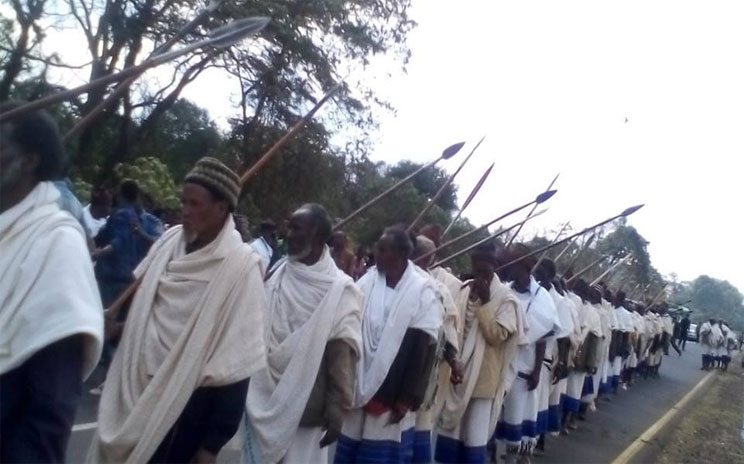 The Gadaa System and the Oromo Calendar ~ Horn Affairs English