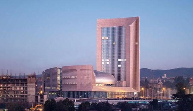 Photo - African Union Headquarters