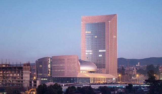 Photo - African Union Headquarters