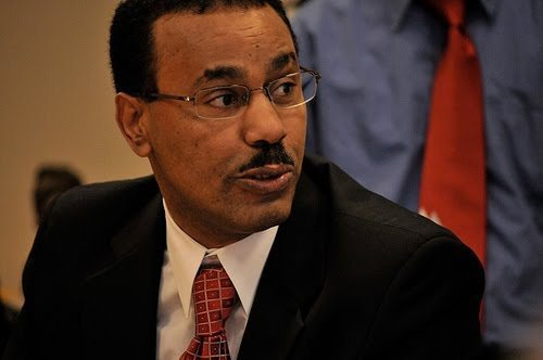 Photo – Wondimu Asamnew, Ethiopian Ambassador to Somalia