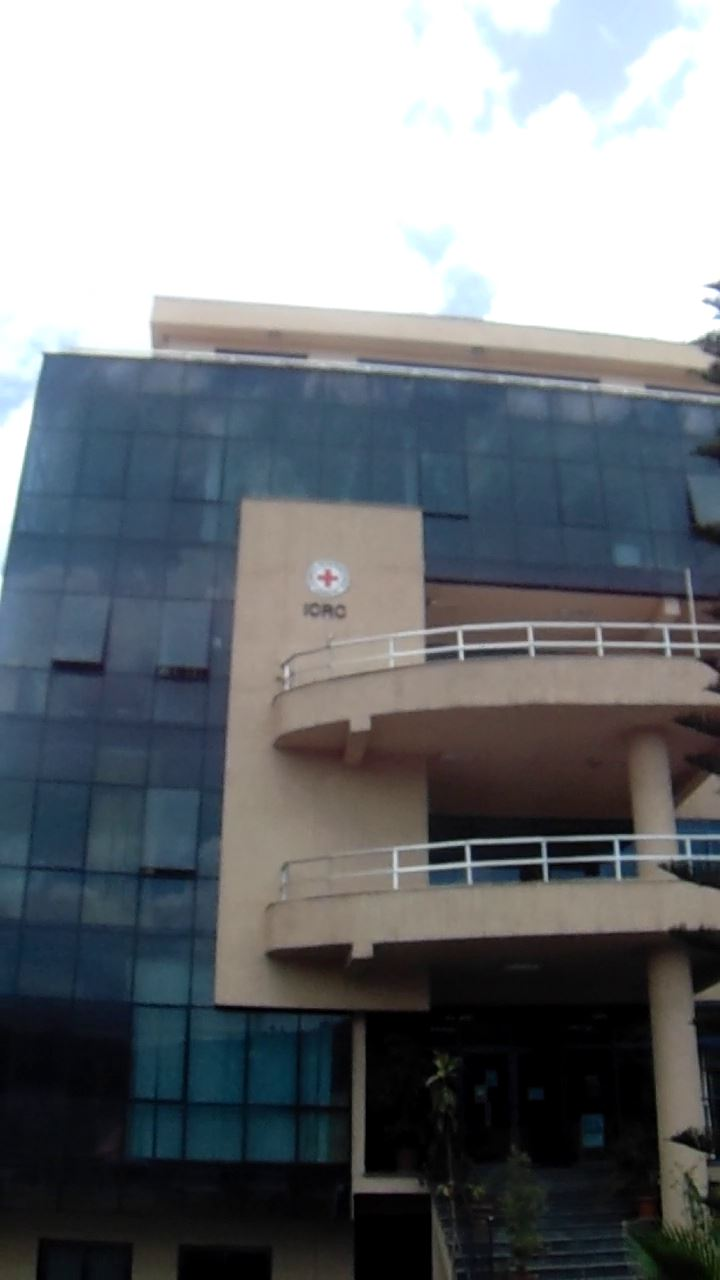 Photo - ICRC Ethiopia headquarters