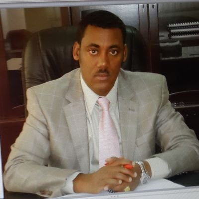Photo - Zelalem Jemaneh, senior Oromia and OPDO official
