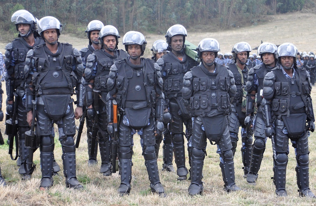 Photo - Ethiopia Federal Police