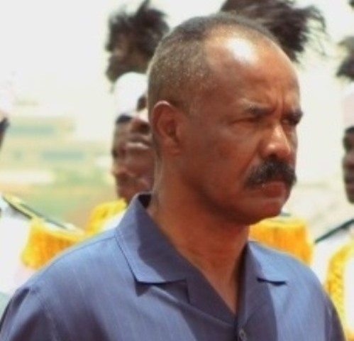 Photo - President Isaias Afeworki June 2015