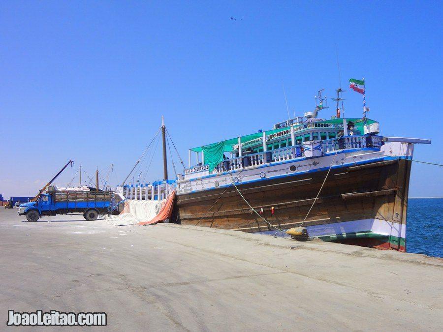 Photo - Berbera Port in Somaliland