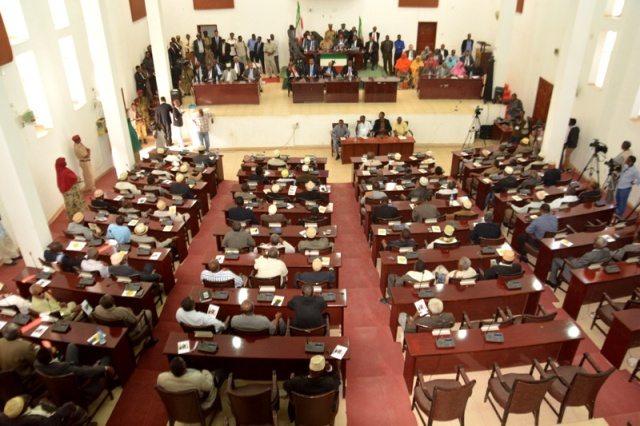 Photo - Somaliland parliament