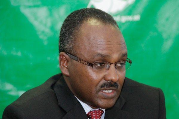 Photo - Abraham Tekeste (Phd), Ministry of Finance & Economic Cooperation