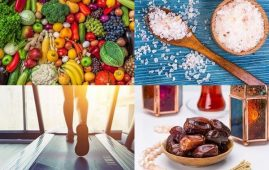 Image - Ramadan, diet and health guide