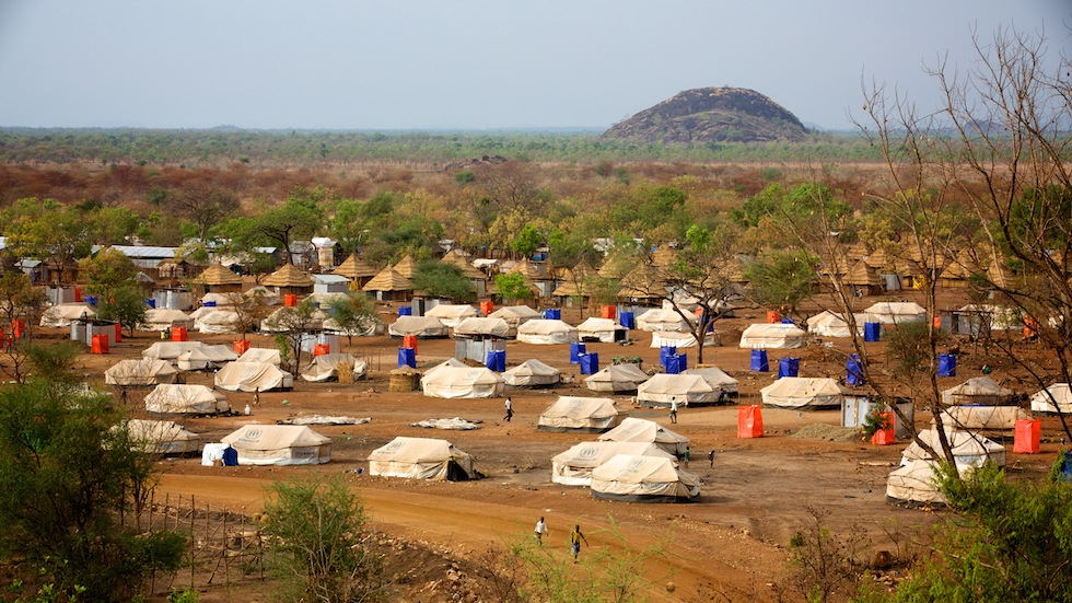 Photo - South Sudanese Refugees - Gambella, Ethiopia
