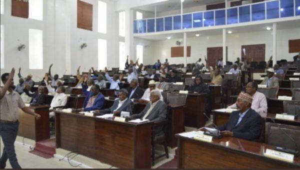 Photo - Somaliland House of Representatives